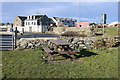 NX4736 : Picnic Area at Isle of Whithorn by Billy McCrorie