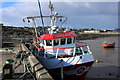 NX4736 : Ellen Ann, Isle of Whithorn by Billy McCrorie