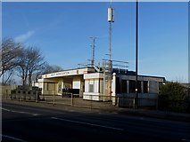 NZ3371 : West Monkseaton Metro Station by Graham Robson