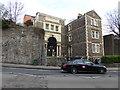 ST5873 : Synagogue, Park Row by Eirian Evans