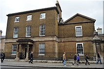 TQ2879 : Buckingham Palace North Lodge by N Chadwick