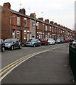 SJ3068 : On-street parking, Alexandra Street, Shotton by Jaggery