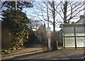 TL6706 : Bus stop on Ongar Road, Writtle by David Howard