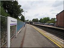 SO9322 : Cheltenham Spa railway station by Jaggery