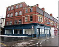 ST3188 : Refurbished corner shop in Newport city centre by Jaggery
