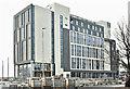J3474 : The City Quays hotel site, Belfast - March 2018(1) by Albert Bridge