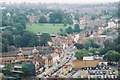 SO8454 : View south-east from Worcester Cathedral tower by Jonathan Hutchins