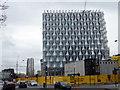 TQ2977 : New US Embassy Building, Nine Elms by PAUL FARMER