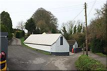 SW9873 : Trevilling Farm by Derek Harper