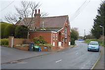SX9886 : Exton Village Hall by N Chadwick