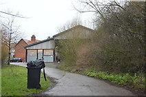 SX9886 : Exton Farm by N Chadwick