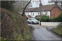 SX9886 : Mill Lane by N Chadwick