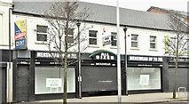 J3674 : Nos 442-448 Newtownards Road, Belfast (March 2018) by Albert Bridge