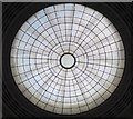 SJ8397 : Central Library Dome: Looking up by Gerald England