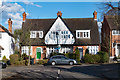 TQ1782 : Semi-detached houses, Neville Road, W5 by Julian Osley