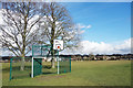 SU8798 : Basketball on The Common by Des Blenkinsopp