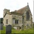 SK3728 : Church of St James, Swarkestone by Alan Murray-Rust