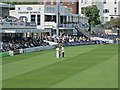 TQ2905 : Hove: changing the ball by John Sutton