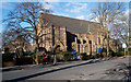 TQ1782 : Church of St Barnabas, Ealing by Julian Osley