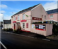 SN4201 : Red Lion Inn, Randell Square, Pembrey by Jaggery