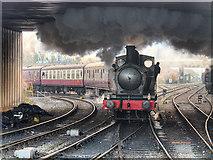 "SD8010 : Austerity Locomotive ""Douglas"" on the East Lancashire Railway by David Dixon"