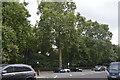 TQ2879 : Belgrave Square by N Chadwick