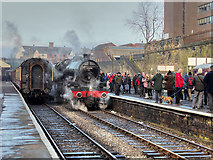 SD8010 : Leander at Bolton Street Station by David Dixon