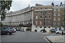 TQ2879 : Wilton Crescent & Wilton Place by N Chadwick