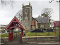D1506 : St Patrick's parish church, Broughshane by Rossographer