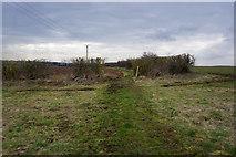 TA0912 : Path leading to Croxton by Ian S