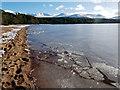 NH9709 : Loch Morlich after persistent frost : Week 10