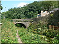 SK3354 : Whatstandwell bridge on the Cromford Canal by Eirian Evans