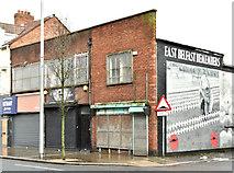 J3574 : No 246B Newtownards Road, Belfast (March 2018) by Albert Bridge