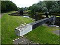 SD5905 : Wigan Lock No 76 by Mat Fascione