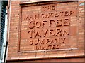 SJ8497 : The Manchester Coffee Tavern Company Limited by Gerald England