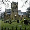 SE3028 : Church of St Mary, Middleton by Alan Murray-Rust