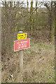 SK5046 : No parking on Long Lane, Watnall by Stephen McKay