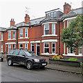 SK3437 : Derby: Park Grove by John Sutton