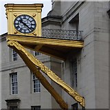 SE2934 : A gilded clock by Gerald England