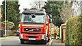 J3774 : Fire appliance, Belfast (March 2018) by Albert Bridge