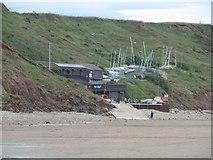 TA1281 : Filey Sailing Club by Graham Robson