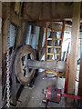 TL4069 : Cattell's Mill, Willingham - sack hoist by Chris Allen