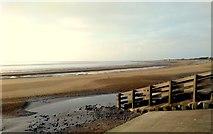 ST3049 : Low Tide at Burnham-on-Sea by PAUL FARMER