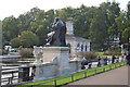 TQ2680 : Italiannate Gardens, Hyde Park by N Chadwick
