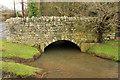 ST6468 : Bridge over Stockwood Vale Stream by Derek Harper