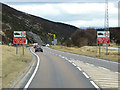NH8325 : Trial 50mph Speed Limit on the A9 by David Dixon