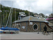 SX2553 : Looe Lifeboat Station by Eirian Evans