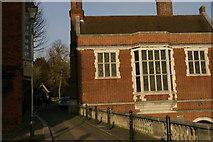 TQ1587 : Church Hill passing through Harrow School by Christopher Hilton