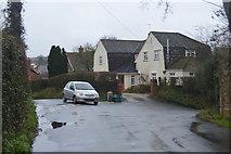 SY0087 : Pound Lane, Bonfire Lane junction by N Chadwick