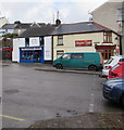 SO2603 : Union Street businesses, Abersychan by Jaggery